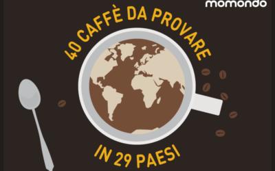Il giro del mondo in un caffè
